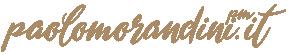Paolo Morandini Logo